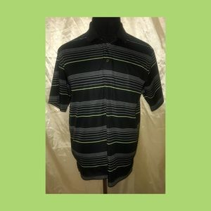MENS GRAND SLAM GOLF POLO SHIRT SIZE LARGE